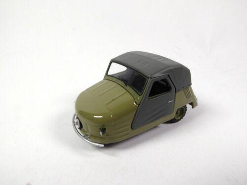 SMZ S 1L voiture 1//43 USSR  DeAgostini ref: R26