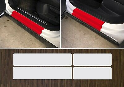 VW Tiguan II 2016-Entry Sills Paint Protection Film 2248 AB ad1