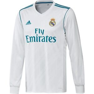 adidas real madrid t shirt 2017