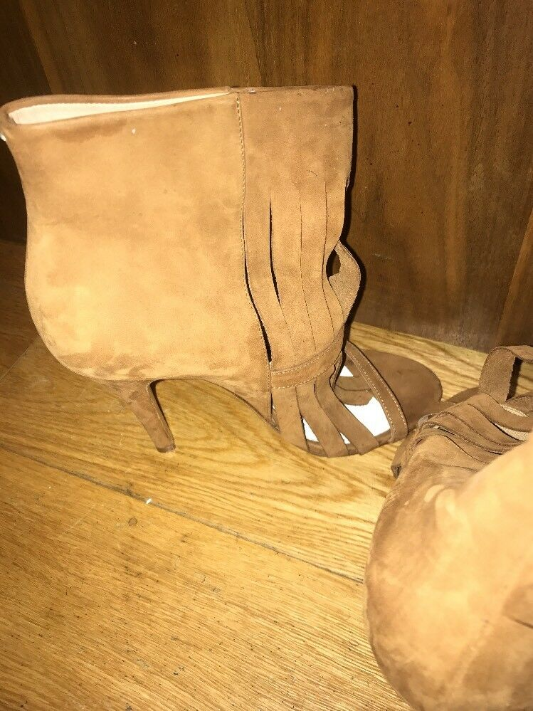 Maison Martin Margiela Women ankle boots brown Sz Sz Sz Uk5 eu 38 b3edef