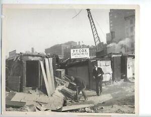 1932-ORIGINAL-MANHATTAN-PHOTO-NYC-HOMELESS-CHARLETON-STREETS-HOMES