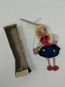Diligent Vintage Pelham Puppets Jumpettes Avec Boite D'origine-afficher Le Titre D'origine Une Large SéLection De Couleurs Et De Dessins