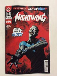 NIGHTWING-70-2020-2ND-Print-DC-Comics-On-Hand