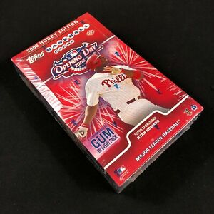 2008-Topps-Opening-Day-Baseball-36-pack-Hobby-Box-Joey-Votto-Gem-Mint-Rookie