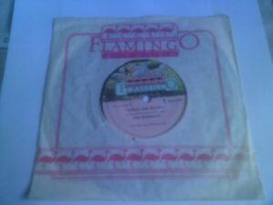 """Il newbeats pane e burro RARE EX 1976 Nuova Zelanda 7"""" FLAMINGO NLA 007"""