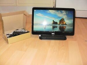 Dell-Latitude-7350-Tablet-amp-Dock-Charger-Intel-M-5Y10-4GB-Ram-128GB-SSD-Win-10