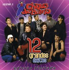 Chicos de Barrio - 12 Grandes Exitos 2 [New CD] Ltd Ed, Manufactured On Demand,