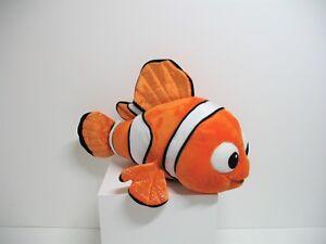 100% De Qualité Nemo Peluche, Finding Nemo Plush Entièrement Neuf Sans étiquette, Nemo Jouet Doux-afficher Le Titre D'origine Des Friandises AiméEs De Tous