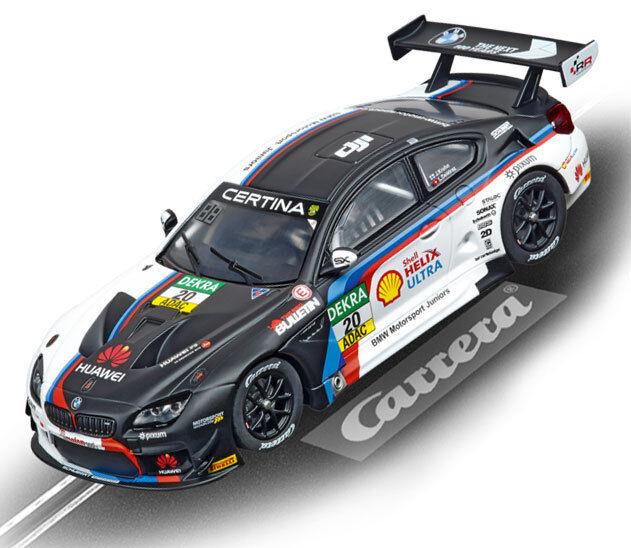Carrera 30810 Digital BMW M6 GT3 Schubert Motorsport Slot Car 1 32 Scale