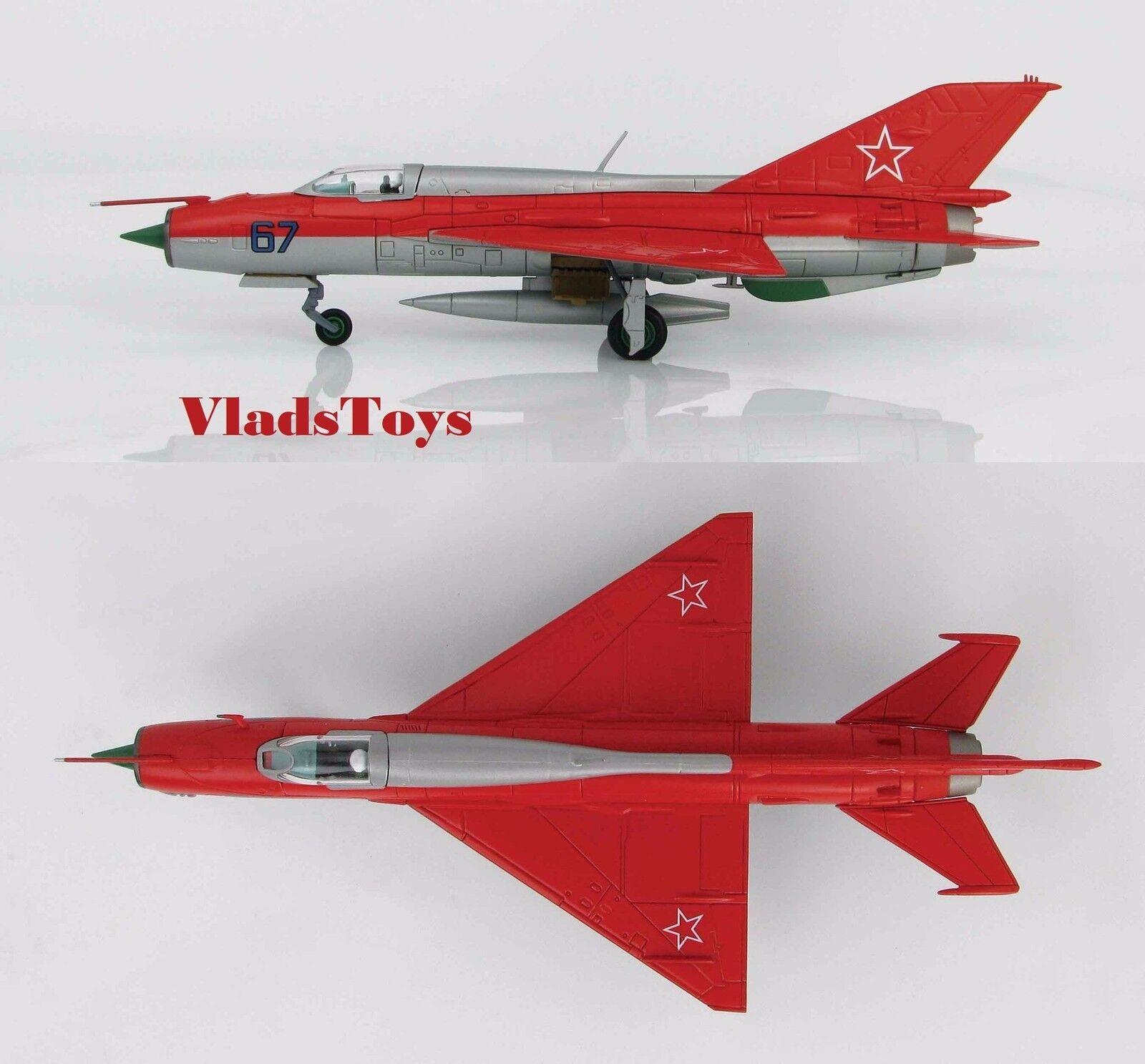 Hobby - meister 1 72 mig-21pfm kunstflug - team sowjetischen af kubinka ha0189 ab.