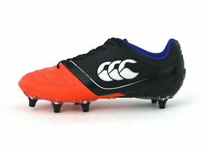 Canterbury Phoenix Elite 8 Stud  Mens Rugby Boots *Cheap* Brand New Size US 9