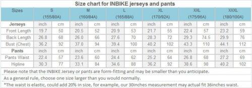 Haut Seulement INBIKE vélo vélo Sports de plein air manches courtes Jersey IA364 SJ