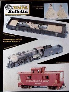 NMRA BULLETIN - Publication of National Railroad Association n°11 1990