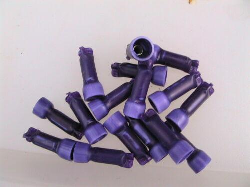 ADERNENDHÜLSE VIOLETT bis 2.5qmm  100 Stück Packung       1070B