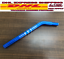 BMX HARO 25.4mm Bicycle SEAT POST Layback Alloy Old School Skyway Blue DHL SHIP