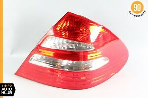 03-06 Mercedes W211 E55 AMG Rear Right Side LED Taillight Tail Light Lamp OEM