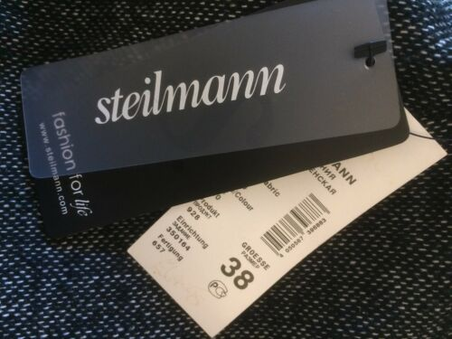 Uk White Steilmann Ladies 12 Girt White Blend Pencil Y5xqS