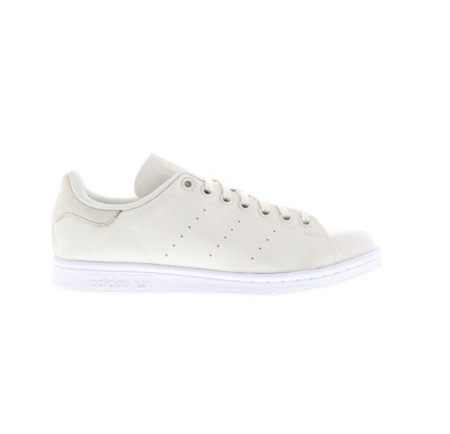 Adidas Stan Smith Donna Scarpe da Allenamento Taglia UK 6 6.5 7 Bianco Run