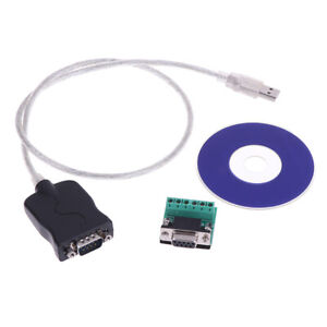 Usb2-0-To-Rs-485-Rs-422-Db9-Pin-Female-Com-Serial-Port-Adaptercable-Converter-ox