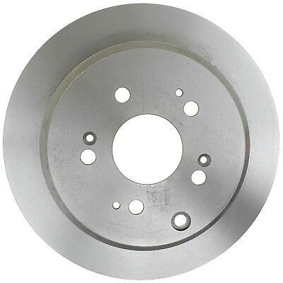 ACDelco 18A484A Advantage Non-Coated Rear Disc Brake Rotor