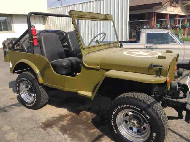 1944 Jeep Ford GPW