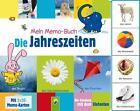 Mein Memo-Buch Die Jahreszeiten (Die Sendung mit dem Elefanten) (2015, Gebundene Ausgabe)