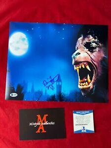 David Naughton Signed Autographed Photo American Werewolf