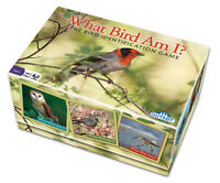What Bird Am I? The Bird Identification Game Educational Family Card Game Outset