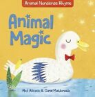 Animal Magic Board Book by Phil Allcock (Paperback, 2016)