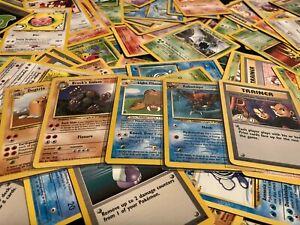 Pokemon-Vintage-Card-lot