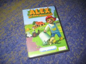 Playmobil-PC-Spiel-Alex-auf-dem-Bauernhof-RARITAT-in-DVD-Hulle-deutsch
