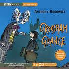 Groosham Grange by Anthony Horowitz (CD-Audio, 2007)