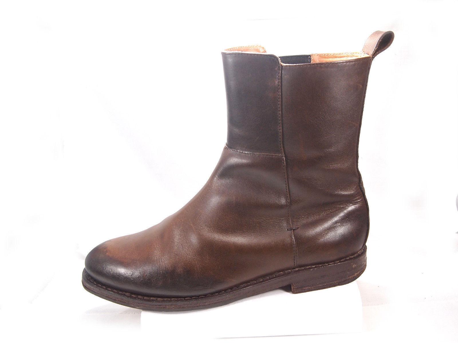 Camper Chelsea ankle Stiefel, braun leather, herren schuhe Größe UK 8 EU 42