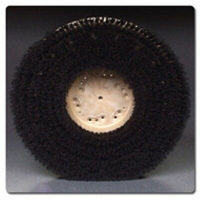 """Carlisle 13/"""" Union Mix Brush Tuff Block Rotary w// NP-9200 Assembly A0035"""