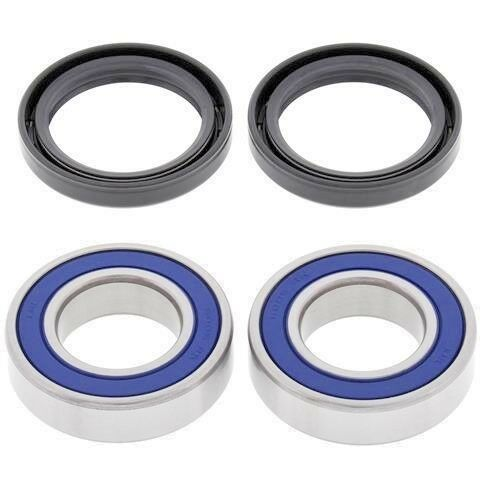 Beta RRS 4T 500 2017 Rear Wheel Bearings And Seals