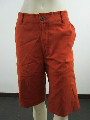 "NWT Mens 32/"" Mountain Hardwear AP Hike Casual Shorts 11/"" Inseam Dark Copper"