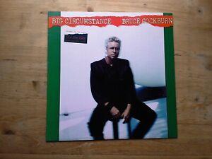 Bruce-Cockburn-Big-Circumstance-Near-Mint-Vinyl-Record-LIB-5197-amp-Insert