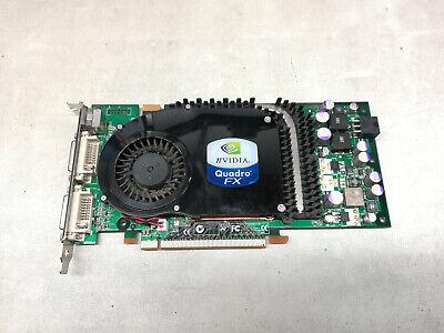DELL NVidia Quadro FX 3450  Dual DVI T9099 PCI-E QuadroFX P317