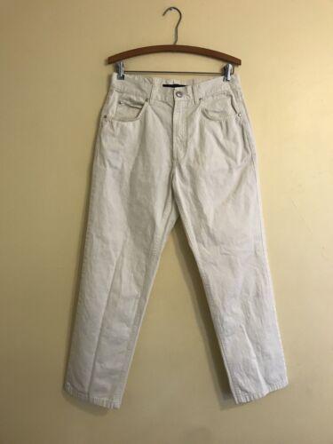 valentino White Pants Size 33/29