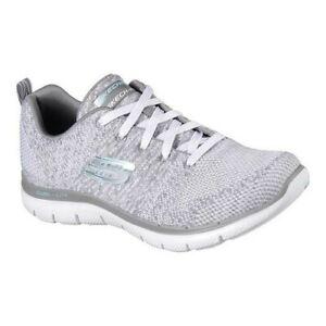 M Flex High Energy Walking Shoe Gray