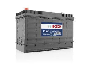 Bosch L4034 Batterie décharge lente 12V, 105 Ah, 800A - Loisirs, Camping-Cars...