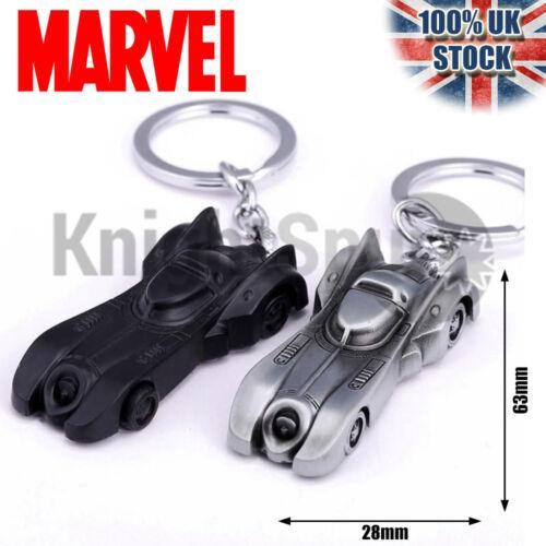 Large Batman Batmobile Key Ring Key Chain Marvel Fan Gift Stocking Filler