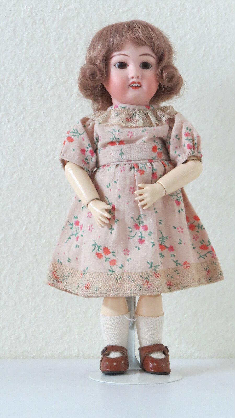 bluette  SFBJ 60  Ref  C   27 cm   Poupée Ancienne  Reproduction  Antique  Doll