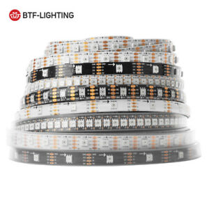 SK9822-Ahnliches-APA102-LED-Stripe-Streifen-144-150-300LED-Pixel-Adressierbar-5V