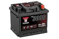 Yuasa YBX3063 Standard Battery