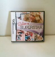 Salon Superstar Nintendo Ds Lite Dsi Xl 3ds 2ds Sealed