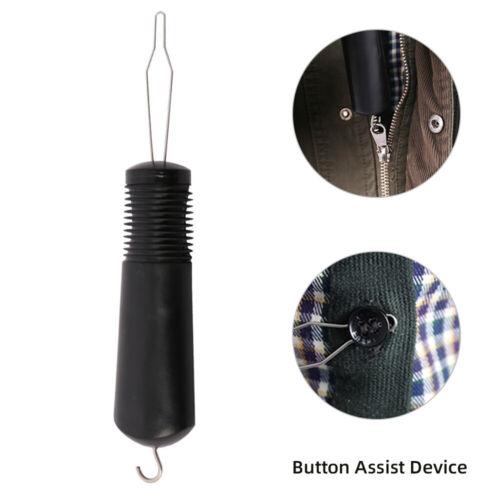 Dressing Tool for Arthritis Device Assist Aid Zipper Pull Helper Button Hook