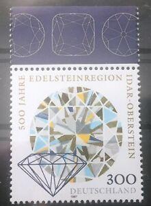 Bund-BRD-Michel-Nr-1911-postfrisch-1997-Edelsteinschliff