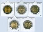 Suisse 5 Francs Commémorative pièce de monnaie (Choisissez entre: 1999-2003)