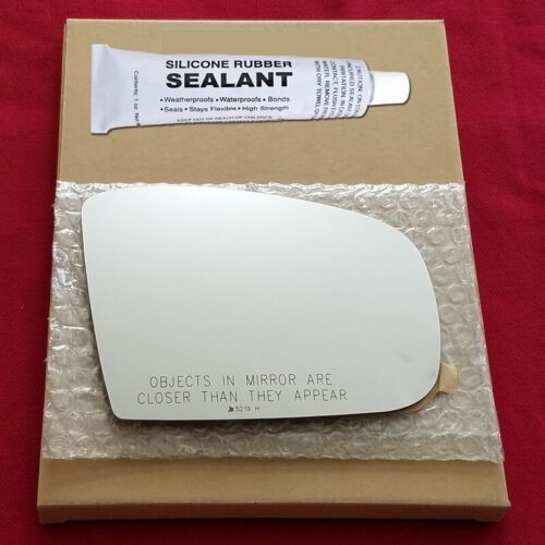 Silicone Adhesive For M-Class Passenger Side Replacement-Heated Details about  /Mirror Glass